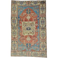 Shop for Antique Persian Bakshaish Oversize Hand-knotted Rug (11'1 x 17'7). Get free shipping at Overstock.com - Your Online Home Decor Outlet Store! Get 5% in rewards with Club O!