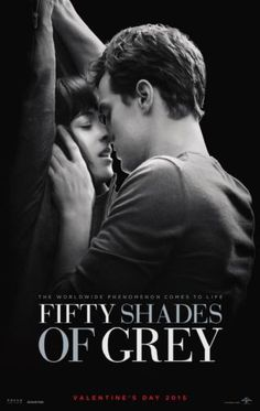 Fifty Shades Of Grey Movie Poster 11inx17in Mini Poster. Will ship rolled and ships fast!. Excellent quality poster. This item is shipped rolled carefully and will arrive in excellent condition. Would