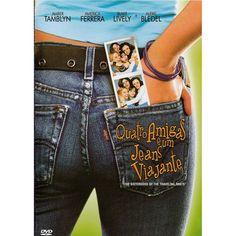 ASSISTI - Quatro Amigas e Um Jeans Viajante