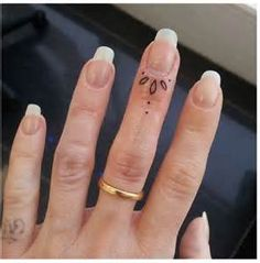 Finger Tattoo - - Yahoo Image Search Results