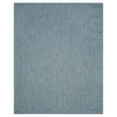 Tabatha Indoor/Outdoor Rug - Blue / Light Grey - 9' X 12' - Safavieh