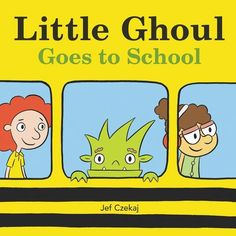 Perfect for back-to-school and Halloween, this is a funny and sweet story about a monster's first day of school by the popular author-illustrator of Cat Secrets. The ideal next read for fans of First Day Jitters, My Monster Mama Loves Me So, and We Don't Eat Our Classmates.