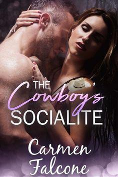 Review: The Cowboy's Socialite by Carmen Falcone