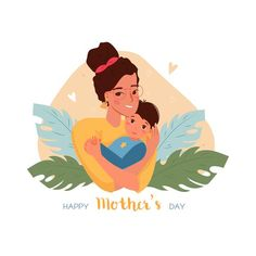 Mom Day, Happy Mothers, Disney Characters, Fictional Characters, Disney Princess, Art, Art Background, Kunst, Performing Arts