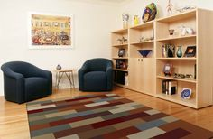 Beautiful contemporary rugs