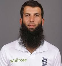 Born: June 1987 ~ Moeen Munir Ali, or simply Moeen Ali, is an international English cricketer. He is a left-handed batsman and right-arm off-spin bowler who played county cricket for Warwickshire before moving to Worcestershire after the 2006 season. Test Cricket, Cricket Match, England Cricket Players, Left Handed, Bowling, Ali, Profile, Celebrities, June 18th
