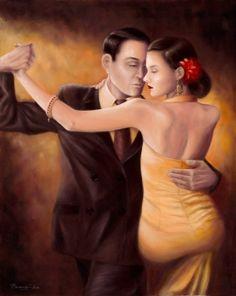 Serious #Ballroom (Can Purchase Canvas) http://www.dancinfeelin.com/