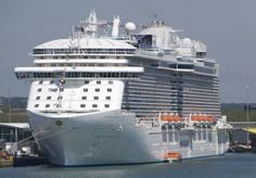 Royal Princess Suffers Power Outage in the Mediterranean.