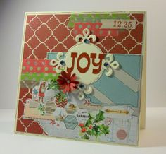 Joy - Scrapbook.com