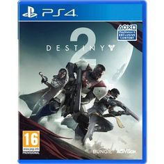 DESTINY 2 new action shooter from Activision and Bungie released for PC, and Xbox One. Xbox One Pc, Xbox One Games, Xbox 5, Tom Clancy, Nintendo 3ds, Playstation Store, Playstation Games, Amigos Online, The Division
