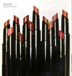 Cle de Peau Beaute -- Extra Silky Lipsticks
