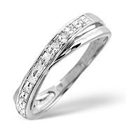The Diamond Store.co.uk Cross-Over Ring 0.08CT Diamond 9K White Gold Cross-Over Ring 0.08CT Diamond 9K White Gold from The Diamond Store.co.uk the best value Cross-Over Ring 0.08CT Diamond 9K White Gold online, buy now securely with free insurance and delivery http://www.comparestoreprices.co.uk/gold-jewellery/the-diamond-store-co-uk-cross-over-ring-0-08ct-diamond-9k-white-gold.asp