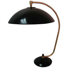 Kurt Versen Table - Desk Lamp