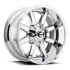 Fuel Offroad Wheels D536 Maverick