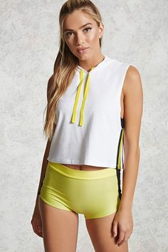 Forever 21 is the authority on fashion & the go-to retailer for the latest trends, styles & the hottest deals. Shop dresses, tops, tees, leggings & more! Fantasy Art Women, Dolphin Shorts, Womens Workout Outfits, Hot Pants, Dance Outfits, Workout Shorts, Shop Forever, Playsuit, Sport