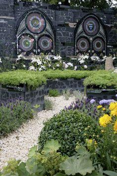 Hampton Court Flower Show Garden