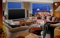The Most Expensive Hotels in the World: Hotel President Wilson, Geneva, Switzerland