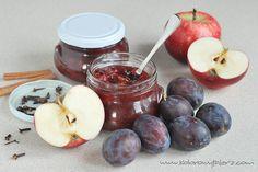 dżem jabłkowo-śliwkowy