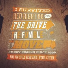 CLEVELAND BROWNS! --- and I think that I did live through all of these...and I'm still a fan