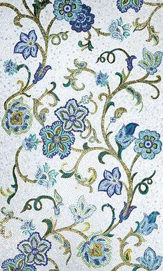 Mosaic Artwork, Mosaic Wall Art, Mosaic Diy, Mosaic Crafts, Mosaic Tile Designs, Mosaic Tiles, Floor Patterns, Mosaic Patterns, Ravenna Mosaics