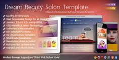 Deals Dream - Beauty Salon Responsive Joomla Templateyou will get best price offer lowest prices or diccount coupone