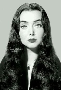 "Carolyn Jones, American Actress *Age ""The Addams Family""(Morticia Addams) Carolyn Jones, The Addams Family, Adams Family Morticia, Addams Family Tattoo, Original Addams Family, Hollywood Stars, Classic Hollywood, Old Hollywood, Dark Beauty"