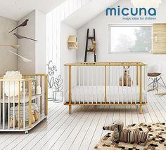 La nueva cuna Life de Micuna Check more at http://decoracionbebes.com/la-nueva-cuna-life-de-micuna/