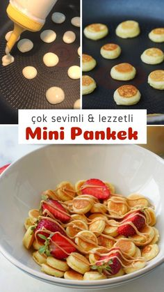 Brunch Recipes, Baby Food Recipes, Dessert Recipes, Cooking Recipes, Good Food, Yummy Food, Turkish Recipes, Yummy Cakes, Food Porn