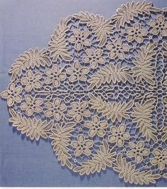 This is a form of tape lace is known by many names including Macramé Crochet Lace, Romanian Point Lace, Braidwork, Tape Lace, etc.  It uses crocheted cords, tapes, or braids that are filled in with needle weaving stitches.