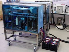 Diesel-Powered Fuel Cell Produces Clean Electricity - IEEE Spectrum