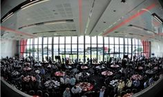 #Manchester-Emirates Old Trafford: http://www.venuedirectory.com/venue/6846/emirates-old-trafford - Our new state of the art Pavilion is ideal for #conferences, #meetings and #events, offering even more choice for anybody looking to book into this magnificent #venue. The indoor Cricket Centre offers further flexibility for large scale #conferences and #events, adding to the versatility of Emirates Old Trafford.
