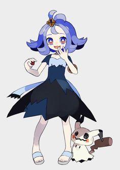 アセロラちゃん /pokemon