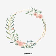 Cute Flower Wallpapers, Flower Background Wallpaper, Flower Backgrounds, Background Patterns, Flower Border Clipart, Flower Border Png, Flower Borders, Motifs Islamiques, Flower Graphic Design