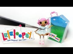 Polymer Clay Lalaloopsy Inspired Tutorial - Dolls/Dollhouse - YouTube