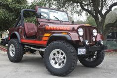 1985 Jeep CJ 4WD CJ7 - Inventory - Select Jeeps Inc - Jeep Wranglers in League City, Texas