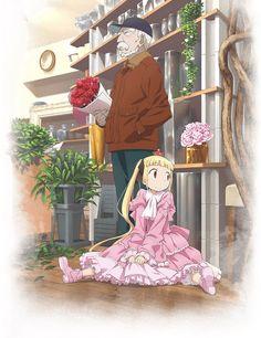 Vídeo promocional, más reparto, artistas de temas y fecha del Anime Alice to Zouroku.