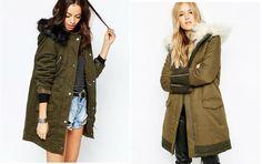 Vite un nouveau Parka Kaki femme : 15 modèles parfait pour l'hiver