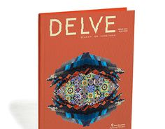 "Check out new work on my @Behance portfolio: ""Delve Magazine"" http://be.net/gallery/32723949/Delve-Magazine"