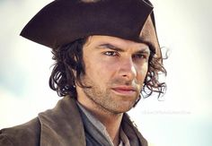Aidan Turner - Poldark---So excited they're remaking Poldark--one of my favorite Masterpiece Theater series from back in the day. And love Aidan Turner, too!