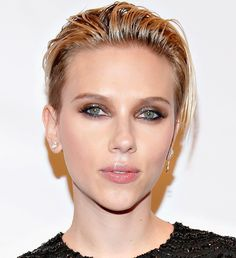 Scarlett Johansson Shares Her Secret to Getting Back in Shape After Giving Birth  #InStyle
