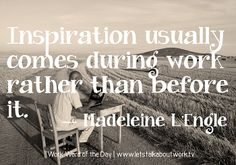 Do you find this to be true for you? #Inspiration