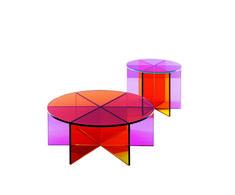XXX Low Table by Johanna Grawunder for Glasitalia