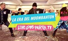 La Era Del Moombahton | Zumba® with ZES Prince Paltu-ob | Live Love Party