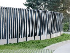 Public bench / contemporary / engineered stone / for public areas - PUFF by Arriola&Fiol - Escofet