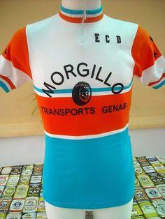 Morgillo cycling kit