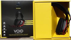 Corsair Void Hybrid Stereo Gaming Headset Review - http://www.technologyx.com/featured/corsair-void-hybrid-stereo-gaming-headset-review/