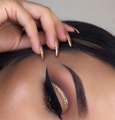 Beautiful subtle look!