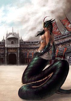 Rune Quest II Arena dei mostri by ~Liarath