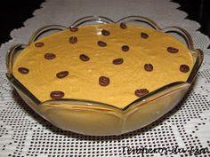 Ingredientes: 2 latas de leite condensado cozido 8 ovos 1 dl de café bem forte (usei Dolce Gusto Expresso Intenso) 4 folhas de...