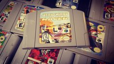 On instagram by 8bitberam #retrogaming #microhobbit (o) http://ift.tt/20bb3ry Wars Episode 1 Racer Initial release date:1999 Developers:LucasArtsPax Softnica Platforms:Nintendo 64 Microsoft Windows Arcade game Dreamcast Game Boy Game Boy Color Mac OS Publishers:NintendoLucasArtsSega  Pretty solid racing game and pretty fun. Not sure how is stood the test of time but it's occupying my time tonight. Your thoughts?  #nes  #gaming #8bit #nintendo #games #nintendolife #ninstagram #gamer #gamers…